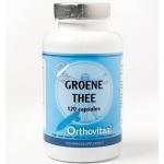 Orthovitaal Groene thee 120cap