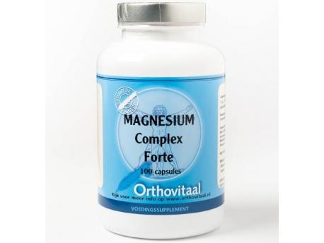 Orthovitaal Magnesium complex 200cap