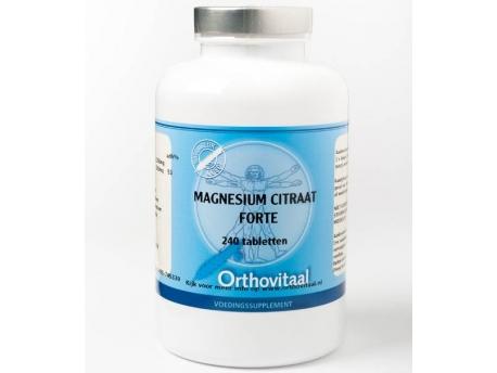 Orthovitaal 240 Tablets 240tab