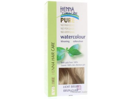 Henna Cure Water Color Light brown 5g