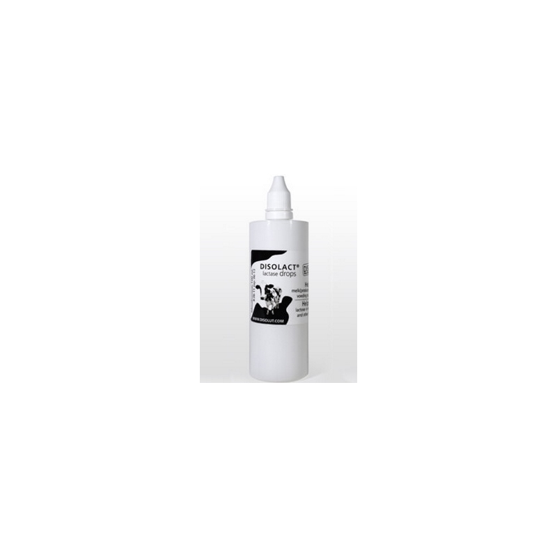 Afbeelding van Disolut Disolact (Lactase Drops) 100ml