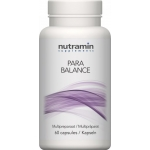 Nutramin (Pervital) Para Balance 60cap
