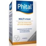 Phital Multi vrouw 60tab