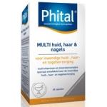 Phital Multi huid haar nagels 60cap