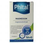 Phital Magnesium 200mg 60tab