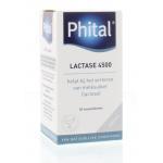 Phital Lactase 4500 50 kauwtabletten