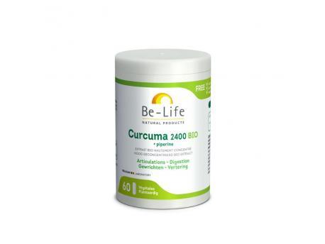 Curcuma 2400 + piperine bio