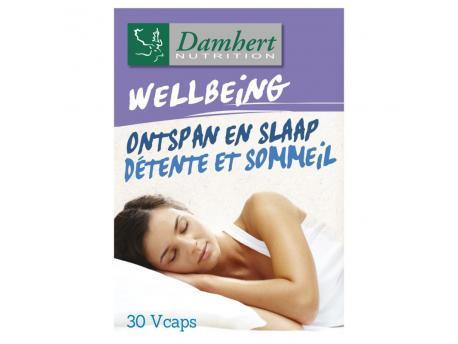 Damhert Relax & Sleep supplement 30vc