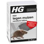 HG x lokbox tegen muizen + nav