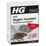 HG x lokpasta tegen muizen nav