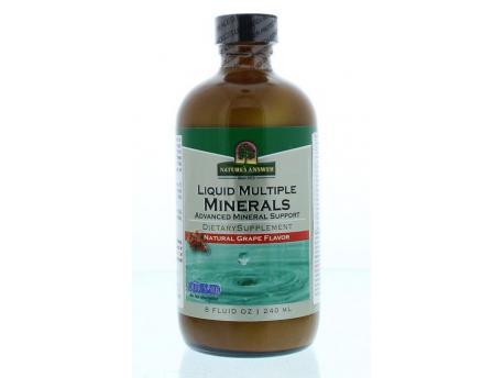 Vloeibaar mineralen - Liquid multiple minerals