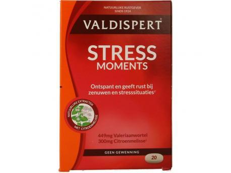 Valdispert stress moments 20tab