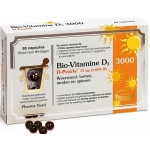 Pharma Nord Bio-vitamin D3 3000IE D pearls 80cap