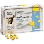 Pharma Nord Bio-Vitamine D3 D-Pearls 25mcg 120cap