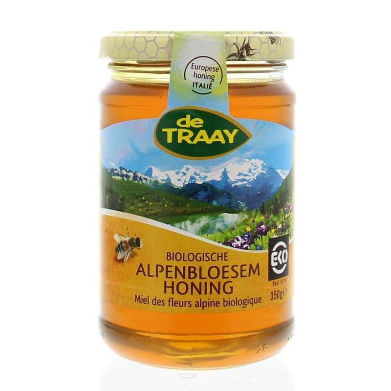 Afbeelding van Alpenbloesem honing