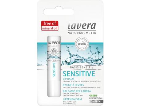 Basis lippenbalsem sensitive