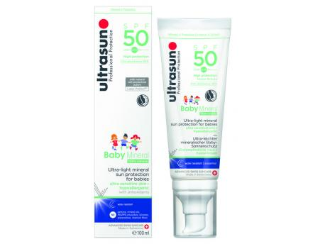 Baby mineral SPF50
