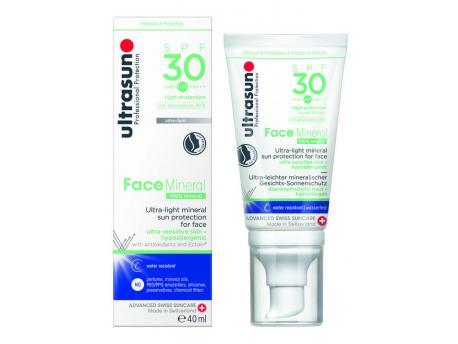 Ultrasun face mineral spf30
