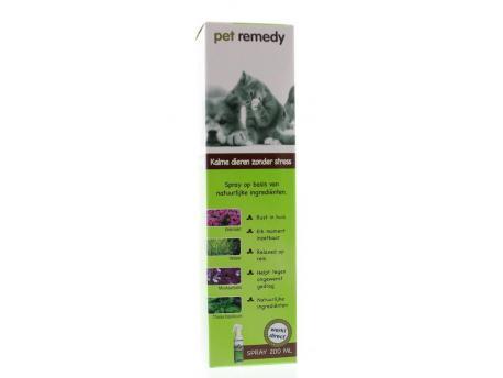 Exil pet remedy spray