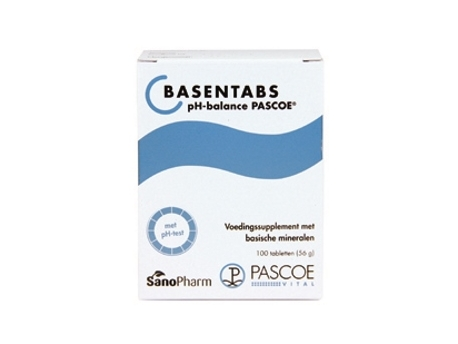 Pascoe Basentabs pH-balance 100tab