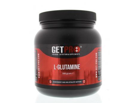 Getpro L-Glutamine 500 gram