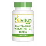 Elvitaal Plantaardige Vitamine D3 120tab