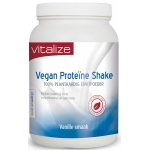 vegan prot shake 100%plant pdr
