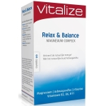 Vitalize Magnesium relax & balance 60tab