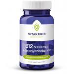 Vitakruid B12 Adenosylcobalamine 5000mcg 60tab