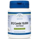 Vitakruid B12 Combi 10.000 met folaat 60tab