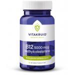 Vitakruid B12 Methylcobalamine 5000mcg 60tab