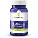 Vitakruid B12 Methylcobalamin 5000 mcg 60tab