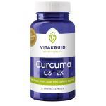 Vitakruid Curcuma C3 2X 60vcap