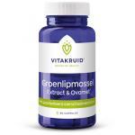 Vitakruid Groenlipmossel extract & ovomet 90caps