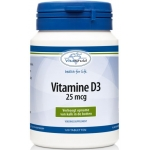 Vitakruid Vitamine D3 25mcg 120tab