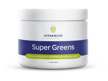Vitakruid Super greens 220g