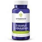 Vitakruid S-Acetyl L-Glutathion 90vc