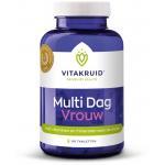 Vitakruid Multi dag vrouw 90tab