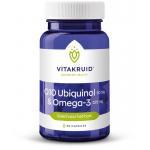 Vitakruid Q10 Ubiquinol 50mg & Omega-3 325mg 60cap