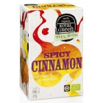 Spciy cinnamon