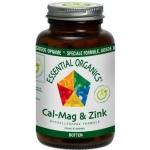 Essential Organics Cal mag & zinc hypoallergenic 90tab