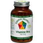 Essential Organics Vitamin B12 100 mcg 90tab
