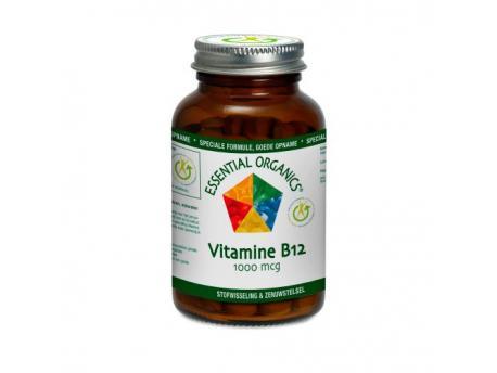 Essential Organics Vitamin B12 1000 mcg 90tab