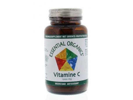 Essential Organics Vitamine C 1000 mg time release 90tab