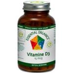 Essential Organics Vitamin D3 15 mcg 90tab