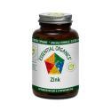 Essential Organics Zink 25 mg 90tab