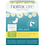 Natracare Sanitary towel towelwel ultra with wings 14st