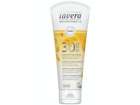 Lavera sun cream sens spf 30