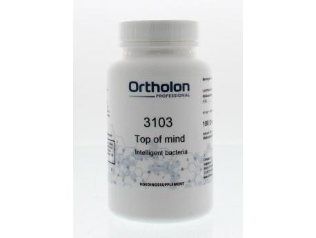 top of mind probio ortho pro