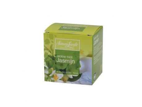 Levelt Groene thee jasmijn 10bt